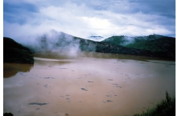 """Lake Nyos Outgassing"", rok: 1986"